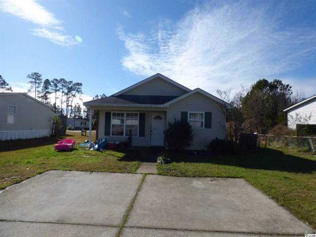 8097 Shady Grove Rd., Myrtle Beach, SC 29588 (MLS #2000323) :: Welcome Home Realty