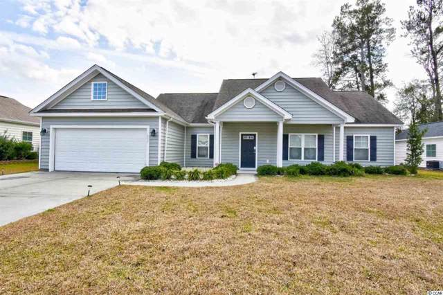 121 Grier Crossing Dr., Conway, SC 29526 (MLS #2000331) :: The Litchfield Company
