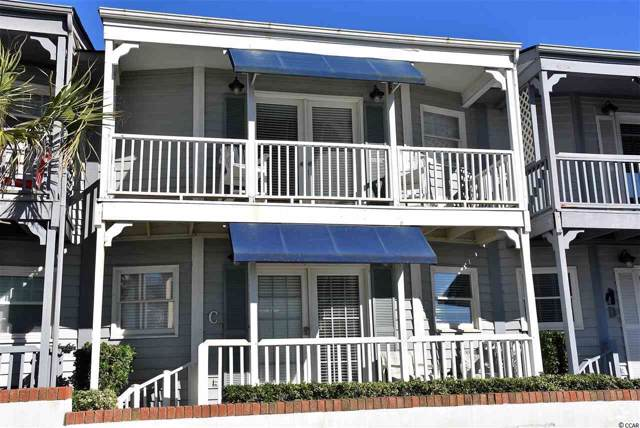 2409 S Ocean Blvd. C, North Myrtle Beach, SC 29582 (MLS #2000363) :: The Lachicotte Company