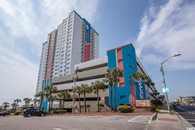 1605 S Ocean Blvd. #1512, Myrtle Beach, SC 29577 (MLS #2000379) :: SC Beach Real Estate