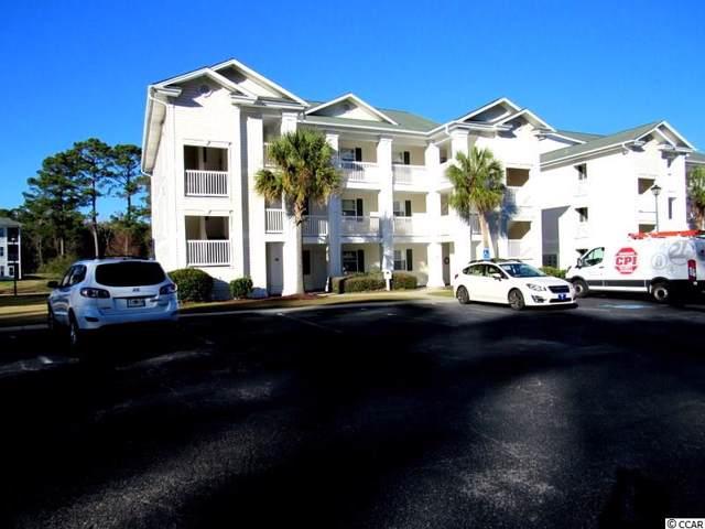 473 White River Dr. 33-F, Myrtle Beach, SC 29579 (MLS #2000381) :: SC Beach Real Estate