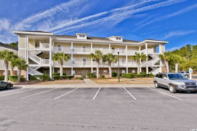 6253 Catalina Dr. #923, North Myrtle Beach, SC 29582 (MLS #2000404) :: The Litchfield Company