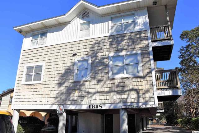 412 28th Ave. N Unit H, Myrtle Beach, SC 29577 (MLS #2000411) :: The Hoffman Group