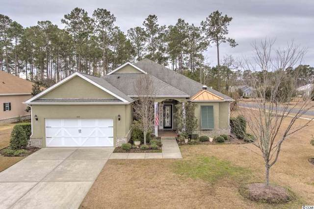 402 Valhalla Ln., Murrells Inlet, SC 29576 (MLS #2000423) :: The Trembley Group | Keller Williams