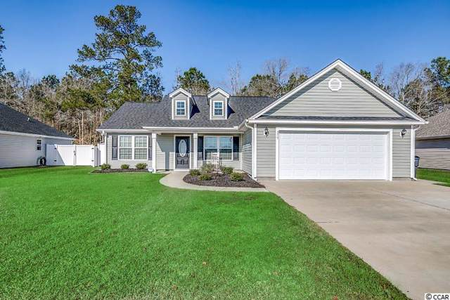 377 Millbrook Circle, Galivants Ferry, SC 29544 (MLS #2000441) :: James W. Smith Real Estate Co.