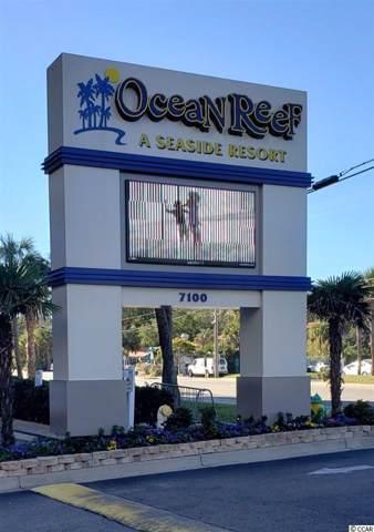 7100 N Ocean Blvd. #202, Myrtle Beach, SC 29572 (MLS #2000510) :: SC Beach Real Estate