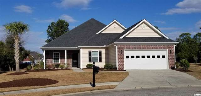 3505 Cocker Ct., Myrtle Beach, SC 29579 (MLS #2000516) :: The Greg Sisson Team with RE/MAX First Choice