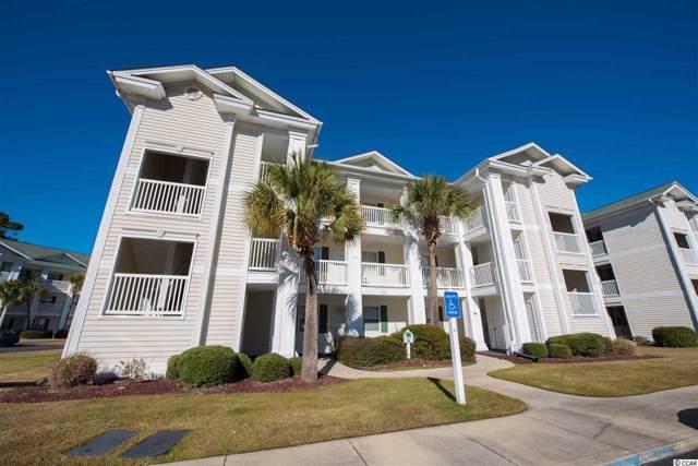 501 White River Dr. 26F, Myrtle Beach, SC 29579 (MLS #2000527) :: SC Beach Real Estate
