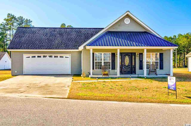 140 Blue Pride Dr., Loris, SC 29569 (MLS #2000530) :: Right Find Homes