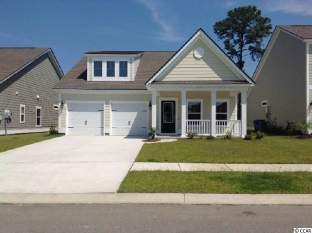 993 Mourning Dove Dr., Myrtle Beach, SC 29577 (MLS #2000557) :: The Litchfield Company
