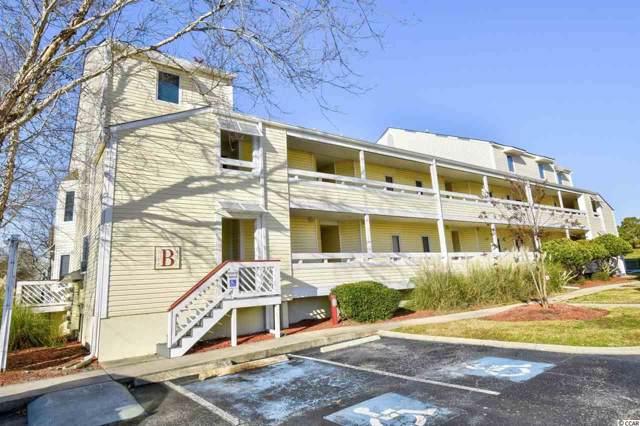 1100 Possum Trot Rd. B-202, North Myrtle Beach, SC 29582 (MLS #2000558) :: The Trembley Group | Keller Williams