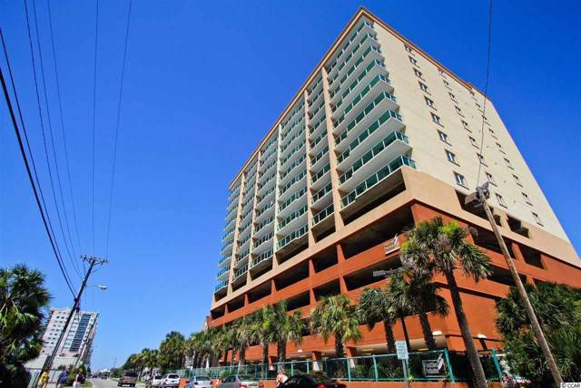 1706 S Ocean Blvd. #1102, North Myrtle Beach, SC 29582 (MLS #2000571) :: The Greg Sisson Team with RE/MAX First Choice