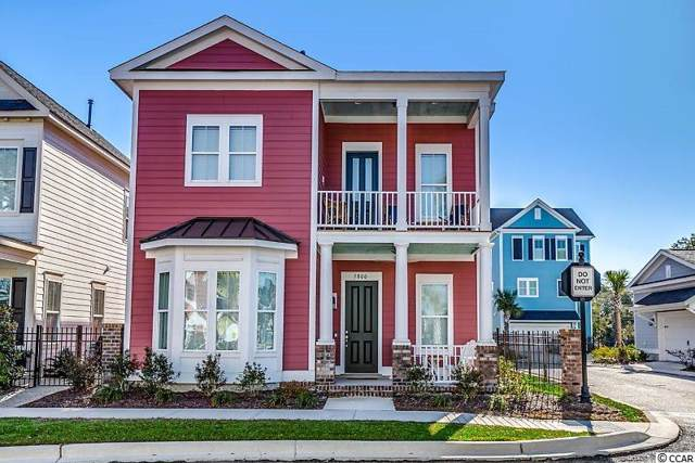 7800 Monarch Dr., Myrtle Beach, SC 29572 (MLS #2000604) :: The Greg Sisson Team with RE/MAX First Choice