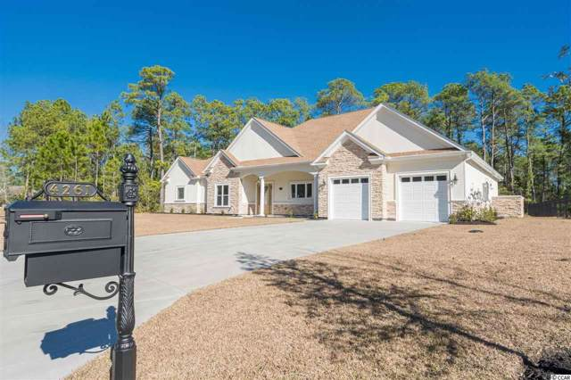 4261 Congressional Dr., Myrtle Beach, SC 29579 (MLS #2000616) :: SC Beach Real Estate