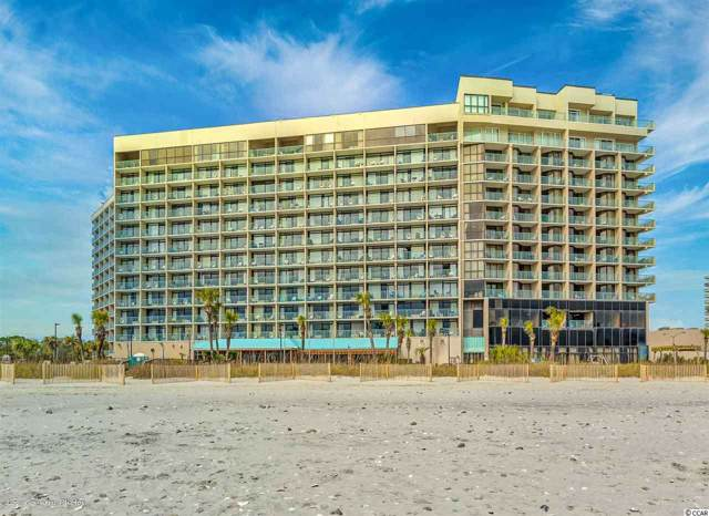 201 74th Ave. N #1108, Myrtle Beach, SC 29572 (MLS #2000634) :: Jerry Pinkas Real Estate Experts, Inc
