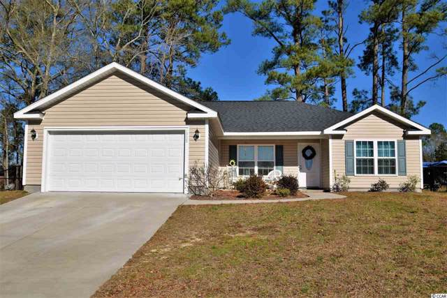 1908 Capella Ct., Conway, SC 29526 (MLS #2000636) :: James W. Smith Real Estate Co.
