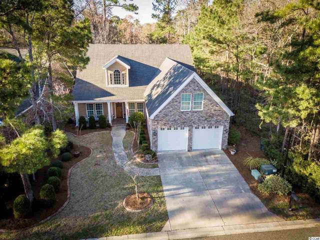 65 Pintail Ct., Pawleys Island, SC 29585 (MLS #2000644) :: The Lachicotte Company