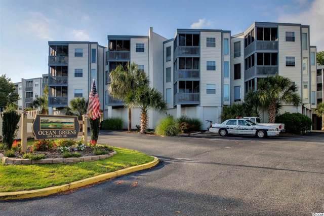 1500 Cenith Dr. B-101, North Myrtle Beach, SC 29582 (MLS #2000649) :: The Trembley Group | Keller Williams