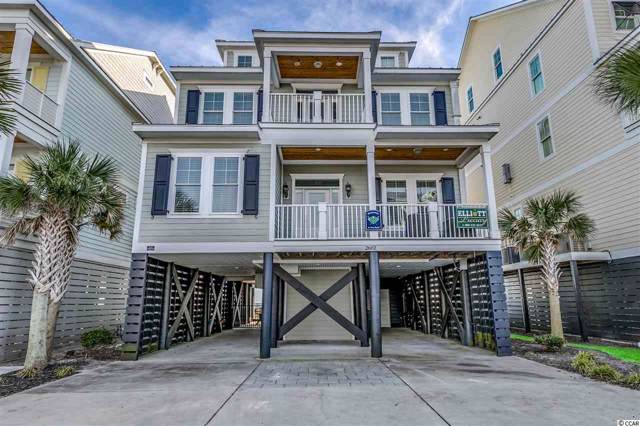 2602 North Ocean Blvd., North Myrtle Beach, SC 29582 (MLS #2000650) :: Grand Strand Homes & Land Realty