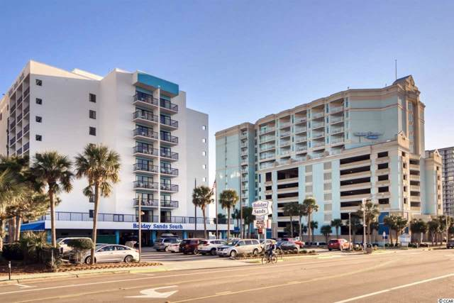 2501 S Ocean Blvd. #925, Myrtle Beach, SC 29577 (MLS #2000654) :: SC Beach Real Estate