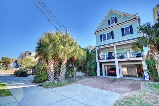 613 N Ocean Blvd., Surfside Beach, SC 29575 (MLS #2000662) :: The Litchfield Company