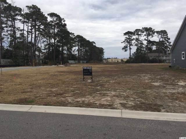 1024 Bonnet Dr., North Myrtle Beach, SC 29582 (MLS #2000700) :: James W. Smith Real Estate Co.