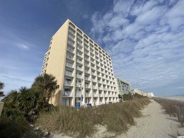 1207 S S Ocean Blvd. #20407, Myrtle Beach, SC 29577 (MLS #2000707) :: SC Beach Real Estate