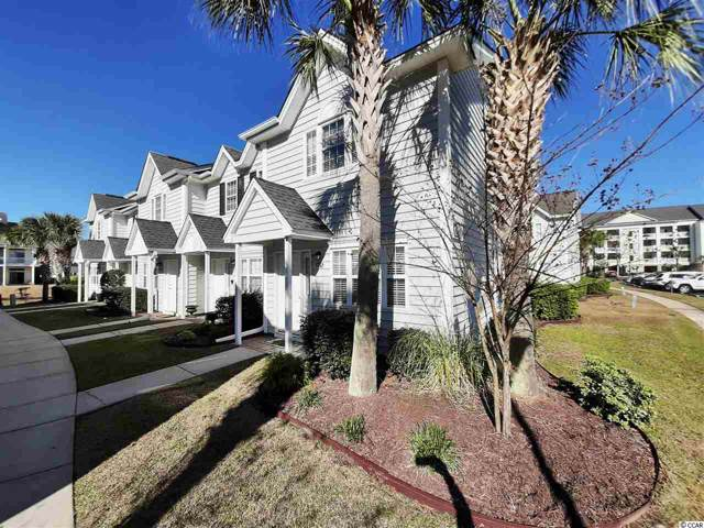 620 Sailbrooke Ct. #105, Murrells Inlet, SC 29576 (MLS #2000716) :: SC Beach Real Estate