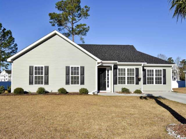 127 Fountain Pointe Ln., Myrtle Beach, SC 29579 (MLS #2000721) :: The Litchfield Company