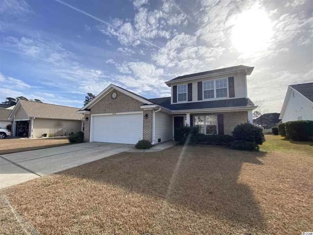 2010 Chadbury Ln., Myrtle Beach, SC 29588 (MLS #2000723) :: The Litchfield Company