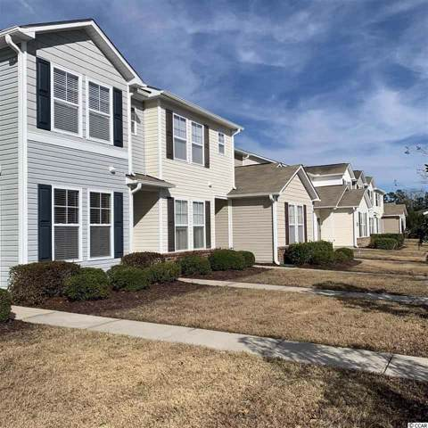 143 Olde Towne Way #4, Myrtle Beach, SC 29588 (MLS #2000734) :: Jerry Pinkas Real Estate Experts, Inc