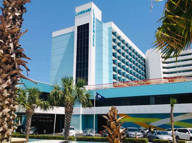 1501 S Ocean Blvd. S #715, Myrtle Beach, SC 29577 (MLS #2000740) :: The Litchfield Company