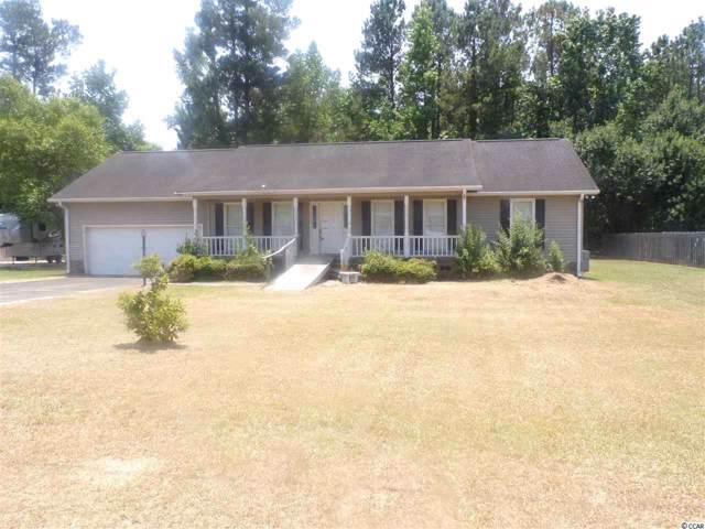 340 Ridgewood Dr., Marion, SC 29571 (MLS #2000757) :: The Homes & Valor Team