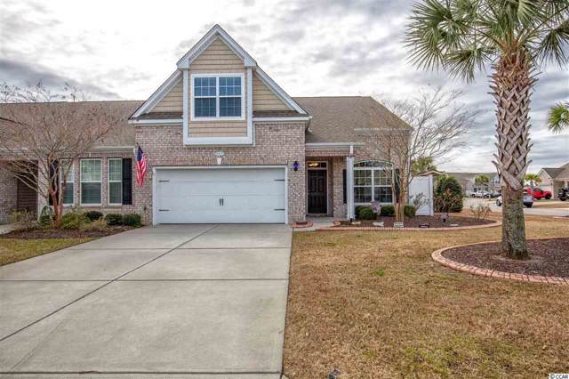 3317 Volterra Way #5306, Myrtle Beach, SC 29579 (MLS #2000760) :: The Lachicotte Company