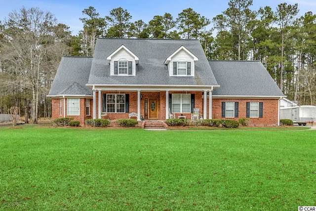 4971 Maple Leaf Dr., Conway, SC 29526 (MLS #2000761) :: The Litchfield Company