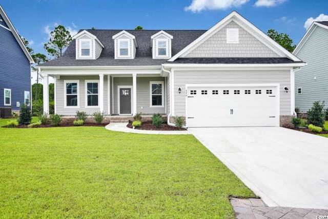 1013 Planters Pl., Myrtle Beach, SC 29579 (MLS #2000763) :: Berkshire Hathaway HomeServices Myrtle Beach Real Estate