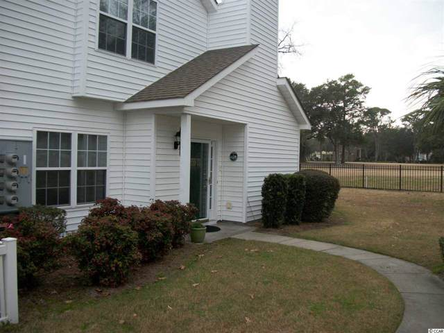 503 20th Ave. N 39D, North Myrtle Beach, SC 29582 (MLS #2000785) :: Garden City Realty, Inc.