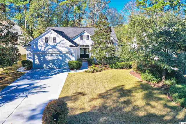 6433 Somersby Dr., Murrells Inlet, SC 29576 (MLS #2000800) :: The Litchfield Company