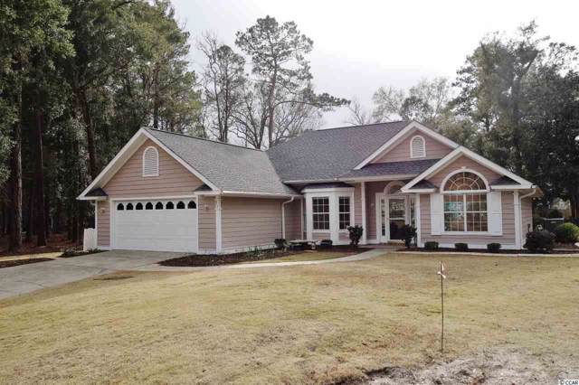 917 Wedge Pointe Dr., Sunset Beach, NC 28468 (MLS #2000840) :: The Litchfield Company