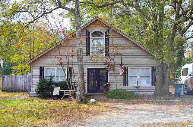 415 Paul St., Conway, SC 29526 (MLS #2000882) :: The Litchfield Company