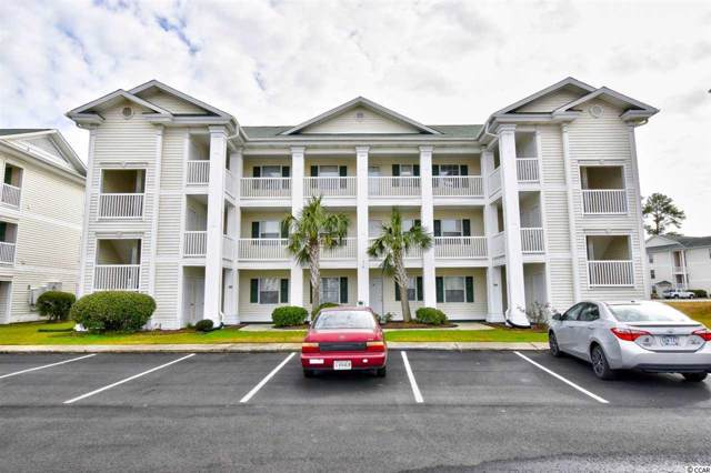 510 White River Dr. 24-I, Myrtle Beach, SC 29579 (MLS #2000888) :: The Litchfield Company