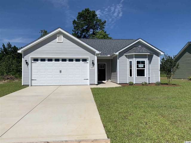 353 Shallow Cove Dr., Conway, SC 29527 (MLS #2000915) :: The Greg Sisson Team with RE/MAX First Choice