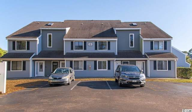 1890 Colony Dr. 18-G, Surfside Beach, SC 29575 (MLS #2000919) :: SC Beach Real Estate