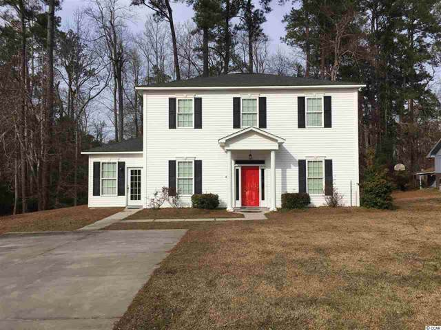 453 Country Club Dr., Johnsonville, SC 29555 (MLS #2000925) :: The Lachicotte Company