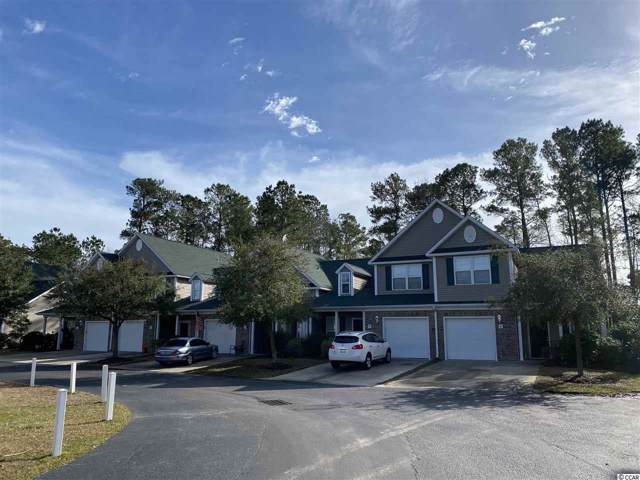 616 Indigo Bunting Ln. D, Murrells Inlet, SC 29576 (MLS #2000951) :: The Greg Sisson Team with RE/MAX First Choice