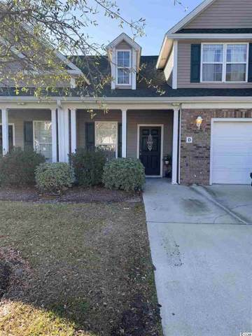 722 Painted Bunting Dr. D, Murrells Inlet, SC 29576 (MLS #2000953) :: The Greg Sisson Team with RE/MAX First Choice