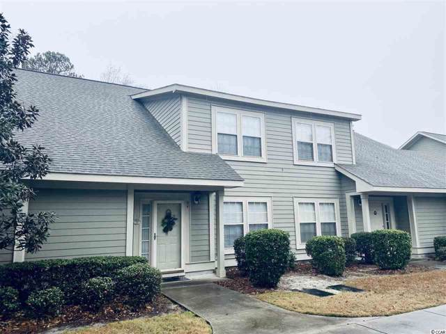1545 Spinnaker Dr. 9C, North Myrtle Beach, SC 29582 (MLS #2000968) :: The Hoffman Group