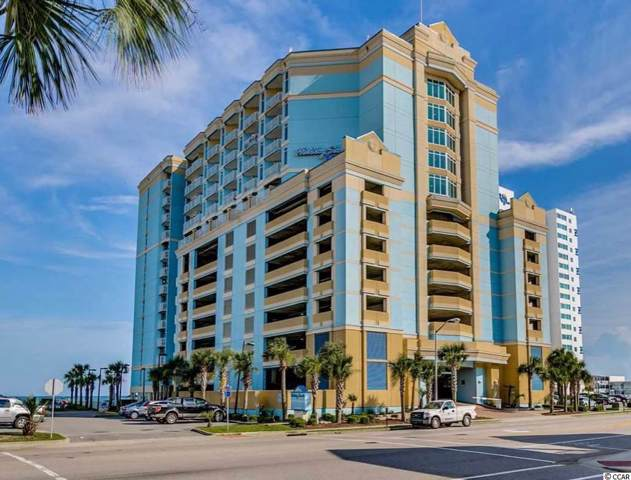 2501 S Ocean Blvd. #803, Myrtle Beach, SC 29577 (MLS #2000970) :: SC Beach Real Estate