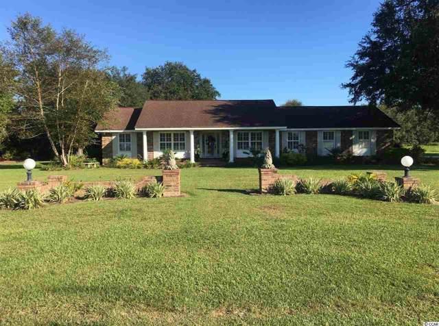 3237 Muddy Creek Rd., Hemingway, SC 29554 (MLS #2000971) :: The Lachicotte Company