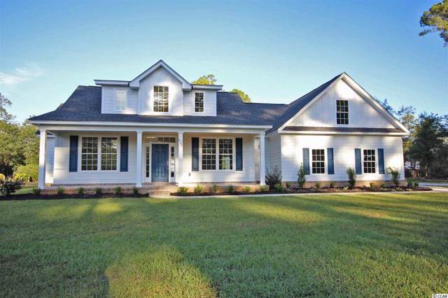 Lot 1 Willow Springs Rd., Conway, SC 29527 (MLS #2000978) :: The Lachicotte Company